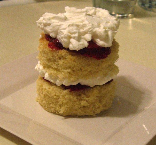 Easy Parve White Cake