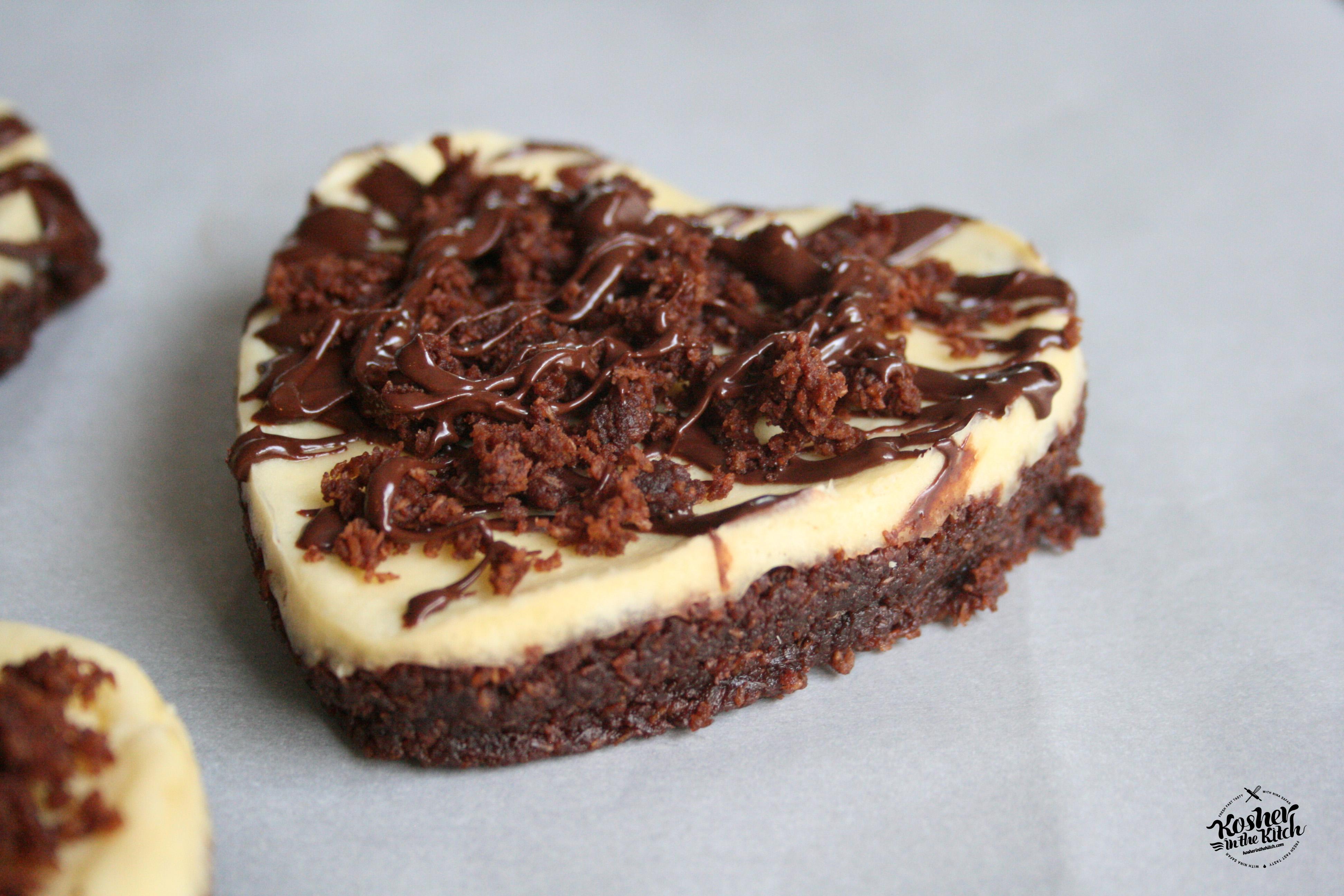 Mint Chocolate Macaroon Cheesecake Kosher In The Kitch