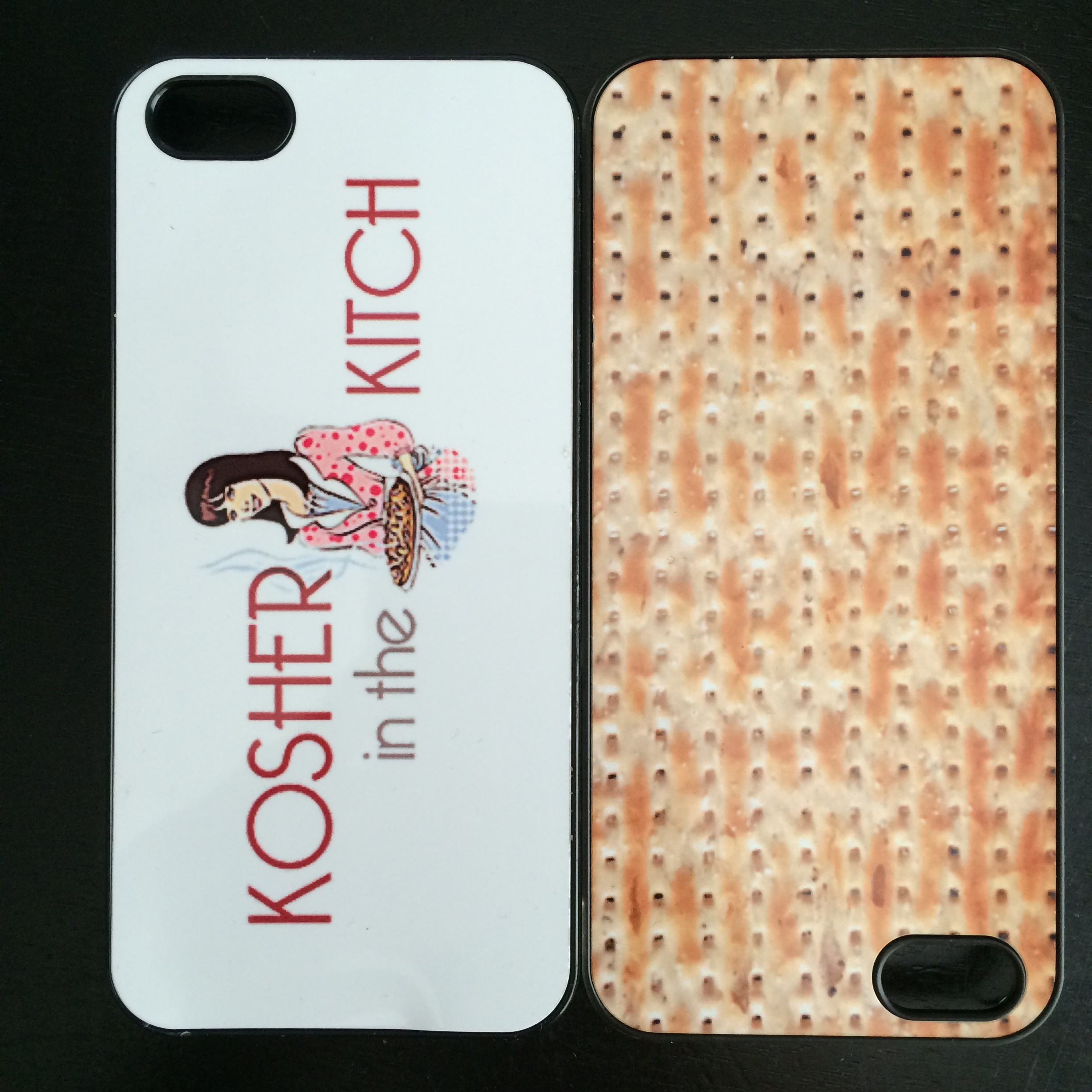 Maztah iPhone Case for Passover