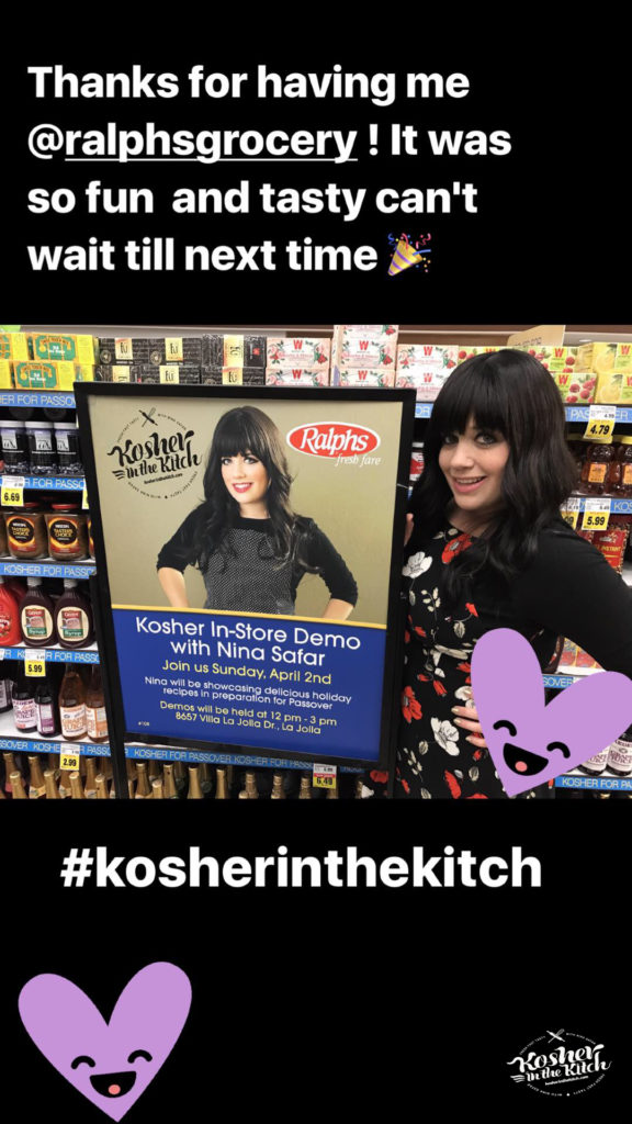 Kosher in the Kitch Ralphs Passover Demo
