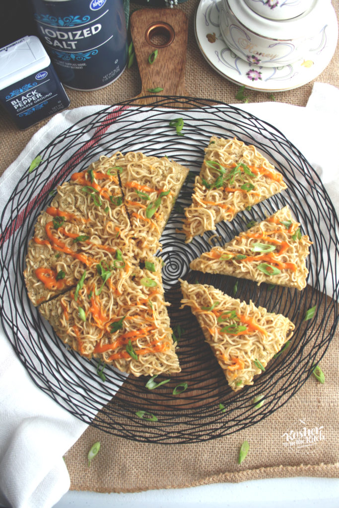 Ramen Noodle Kugel