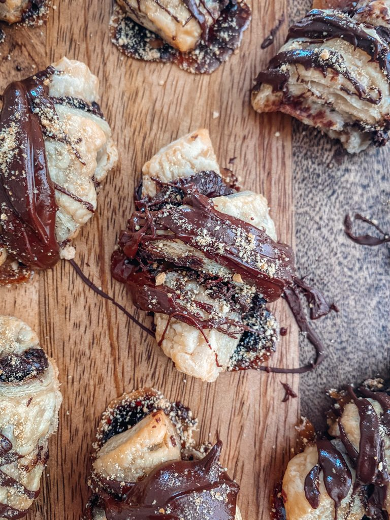 S'mores Rugelach