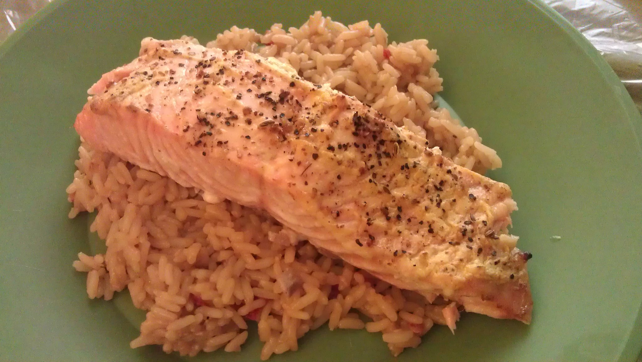 Dijonnaise Salmon - Kosher In The Kitch!