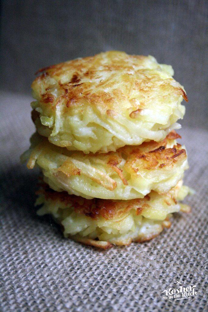 Best classic potato latke