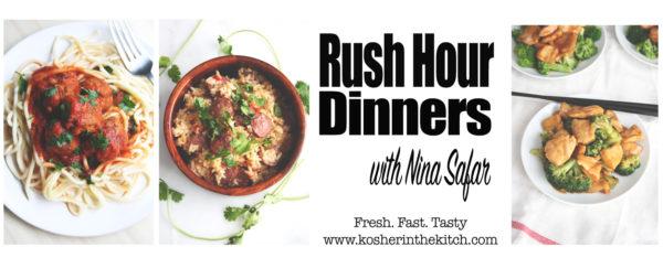 Rush Hour Dinners